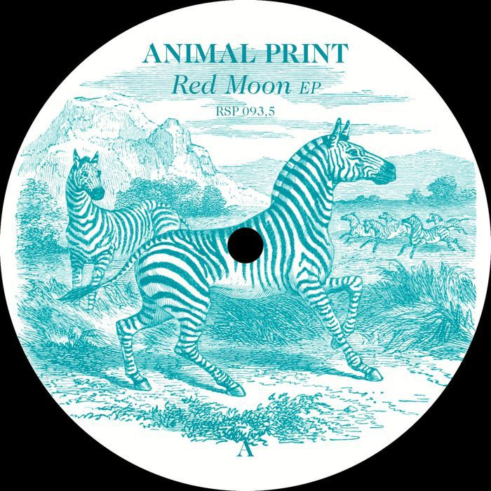 Animal Print - Red Moon EP [RSP0935]